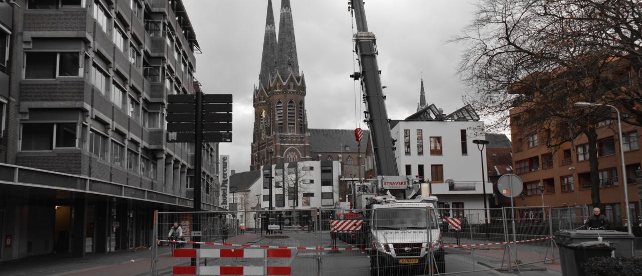 Tilburg werkt aan de toekomst